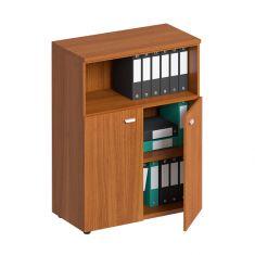 Шкаф для документов средний полузакрытый