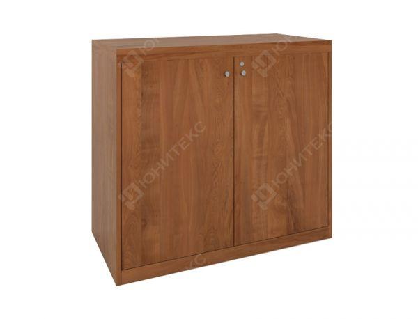 Низкий 2-х дверный шкаф