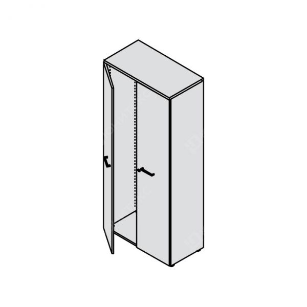 Корпус шкафа высокого