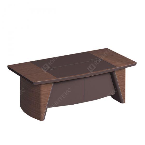 Стол S210H с кожей