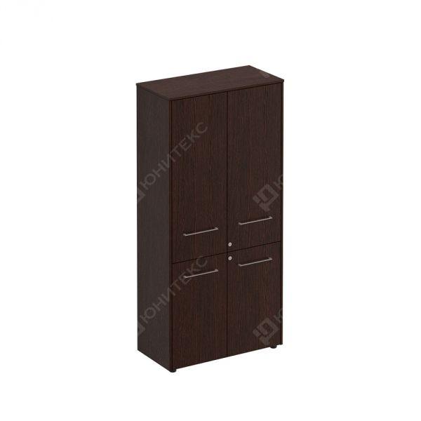 Шкаф  закрытый  высокий