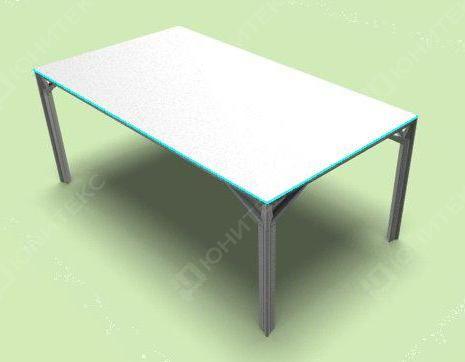Стол X8S52 из стекла