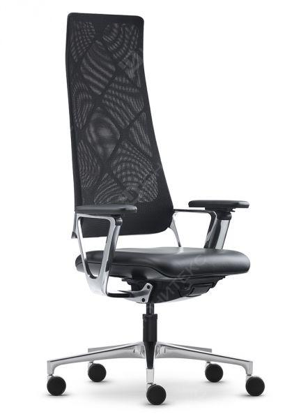 CNX85 Кресло руководителя с высокой сетчатой спинкой