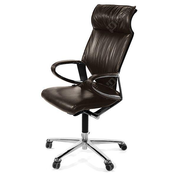 Modus 284/81 Кресло для руководителя с высокой спинкой с подголовником