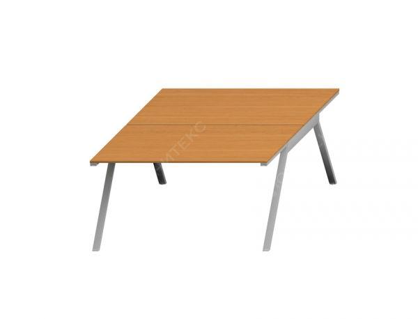 Двойной стол рабочий