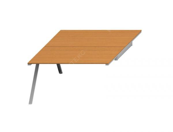 Двойной стол для тумбы опорной