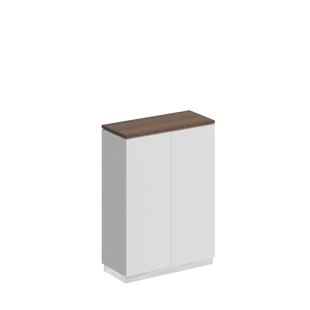 Шкаф для документов закрытый средний