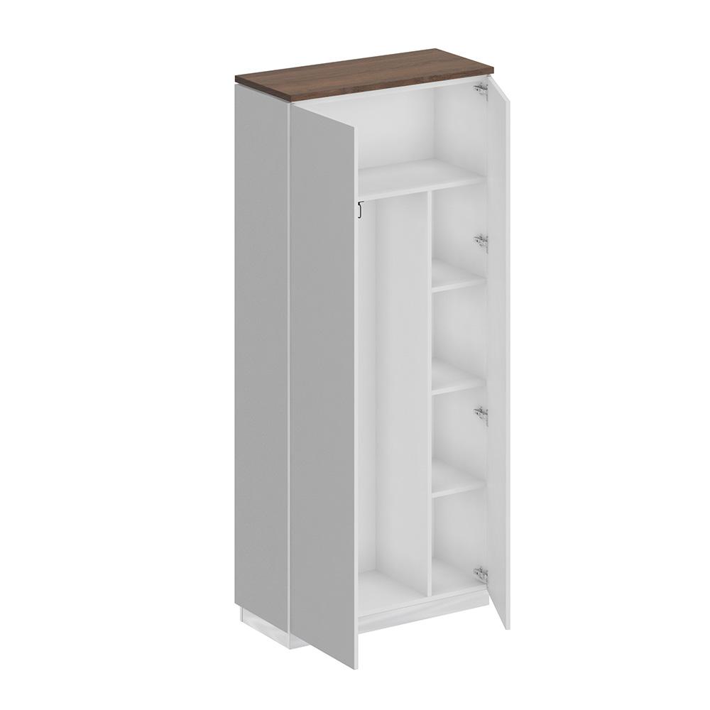 Шкаф для одежды с дополнением