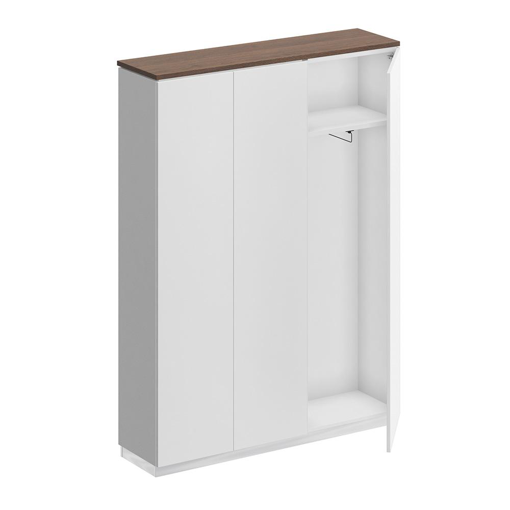 Шкаф комбинированный (закрытый - одежда узкий)