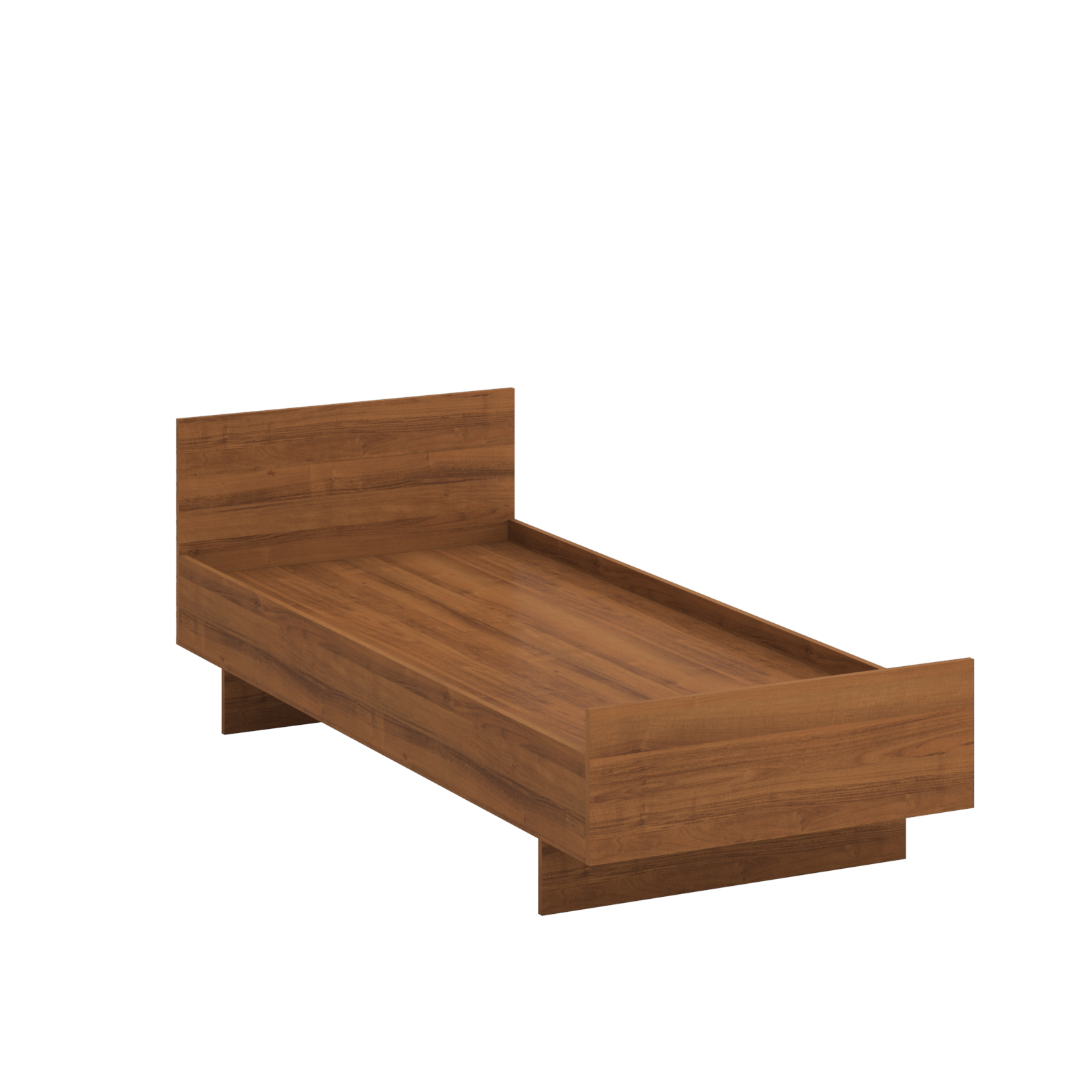 Кровать деревянная 80