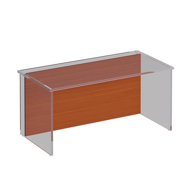 Защитная панель к столу письменному