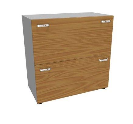 Шкаф, 2 ящика для файлов