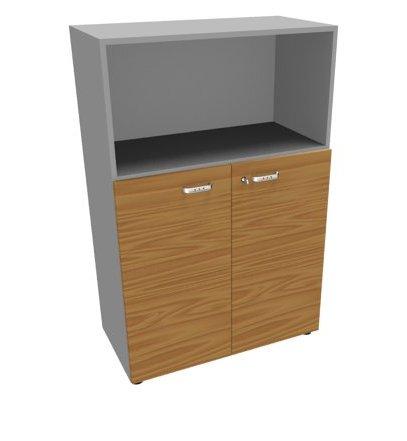 Шкаф, 2 низкие двери