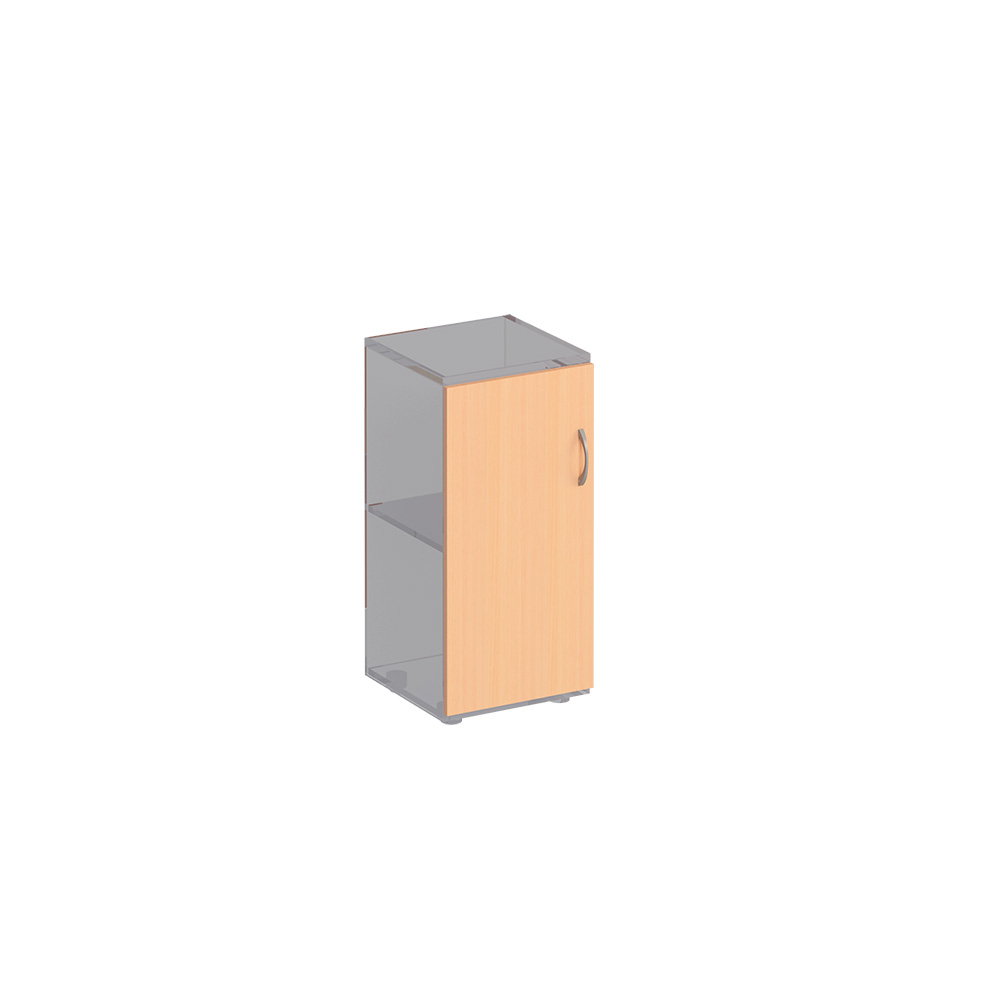 Дверь деревянная низкая (1шт.)