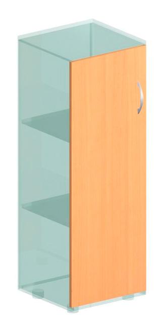 Дверь деревянная средняя (1шт.)