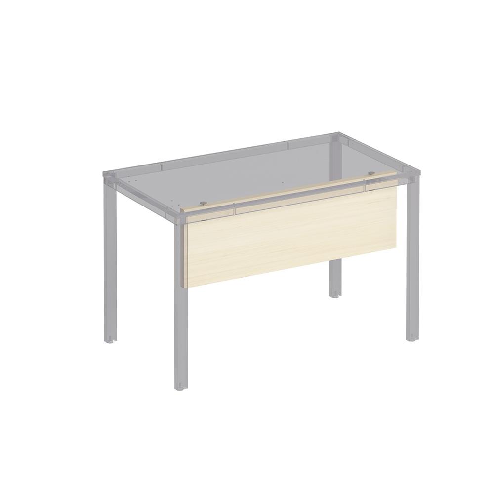 Экран стола защитный (ДСП) с кронштейнами для столов на МП2 120