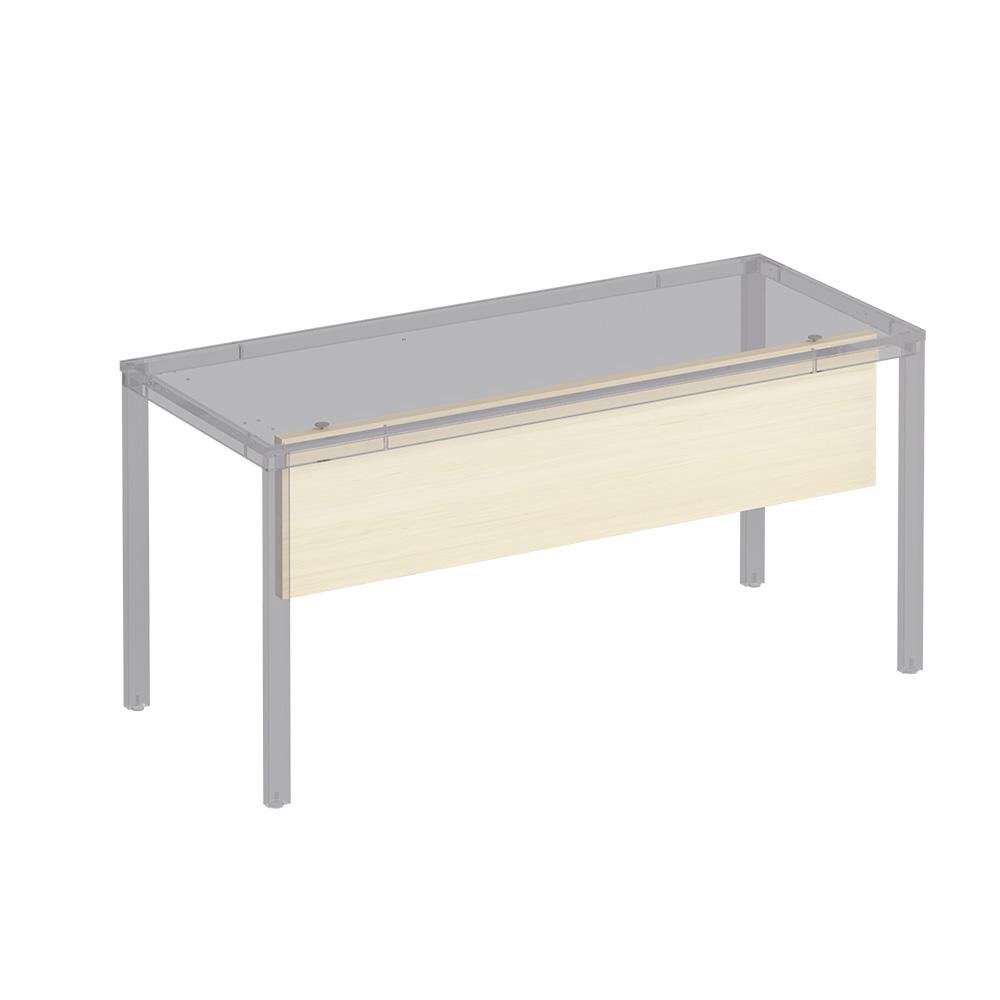 Экран стола защитный (ДСП) с кронштейнами для столов на МП2 160