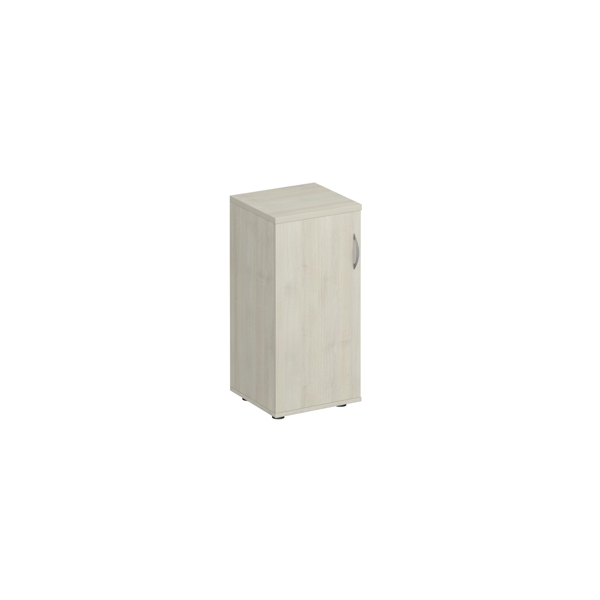 Шкаф для документов низкий узкий закрытый