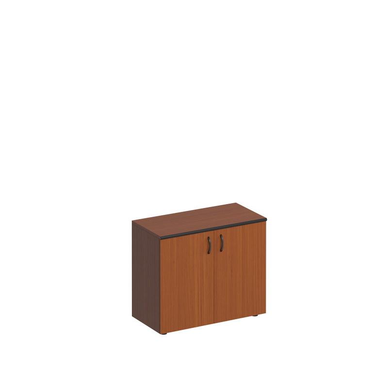 Шкаф низкий двухдверный