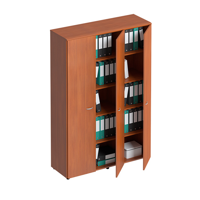Шкаф комбинированный (3-секционный)