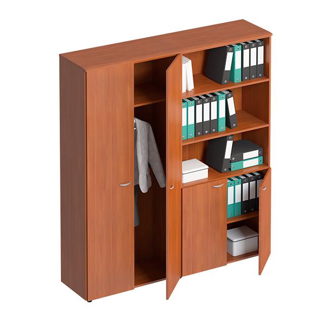 Шкаф комбинированный (4-секционный)