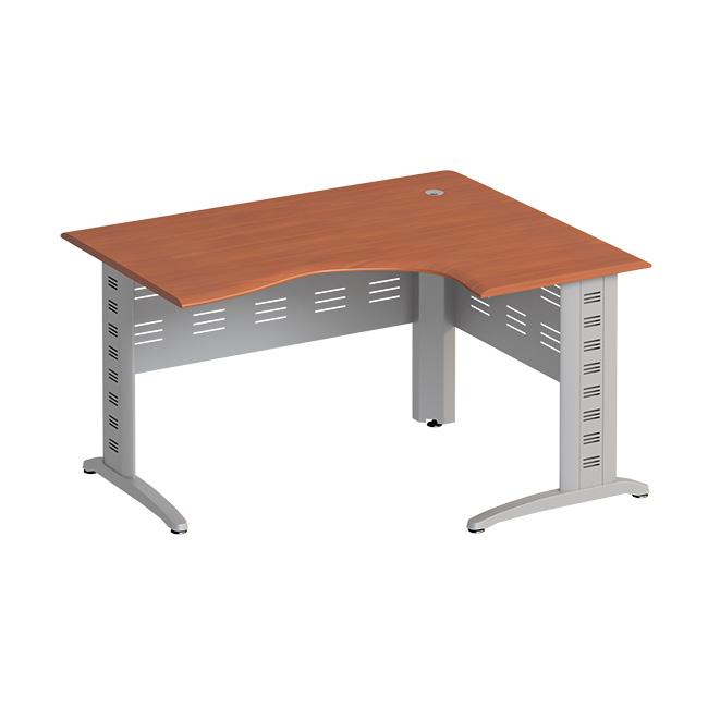 Офисный стол эргономичный правый