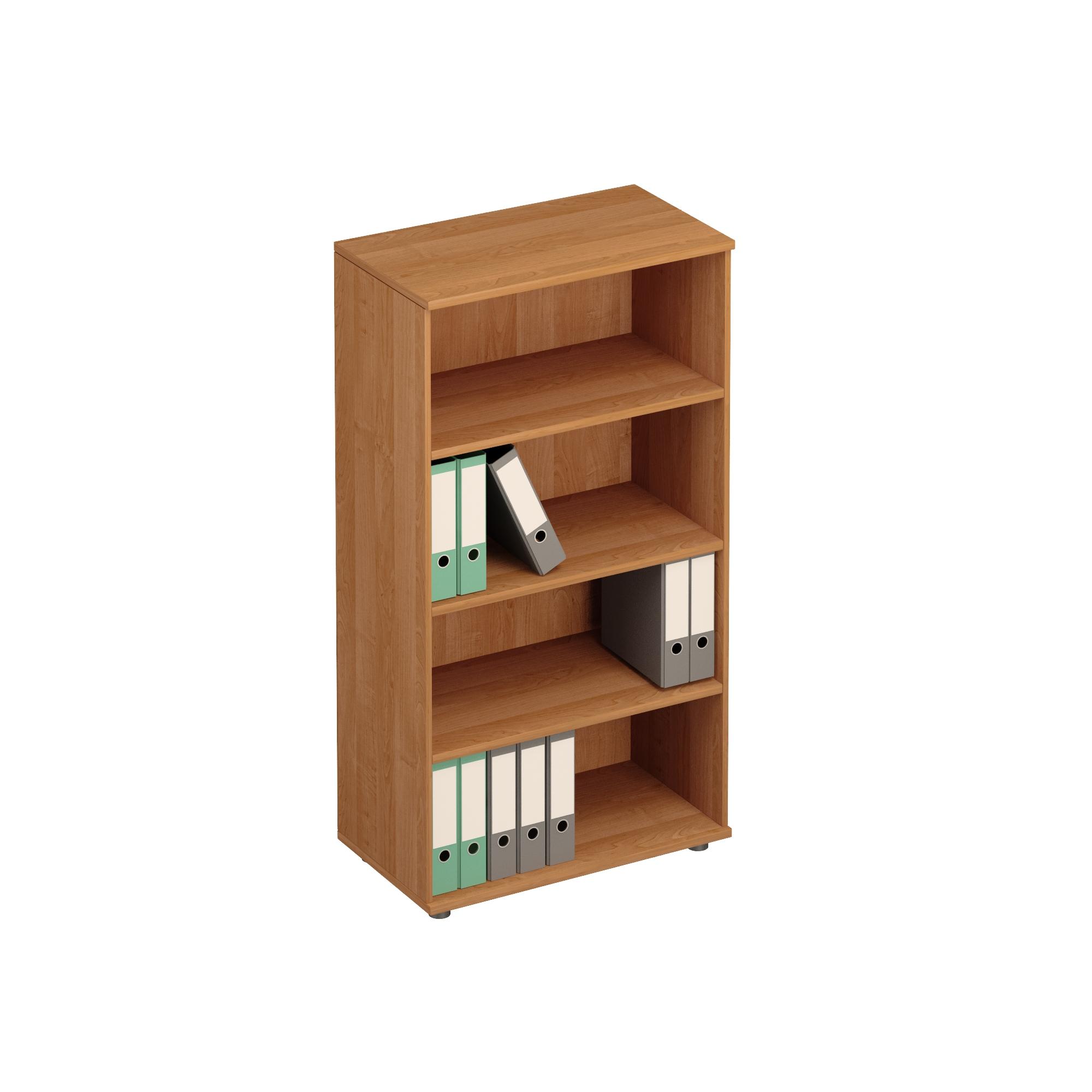 Шкаф для документов открытый средний