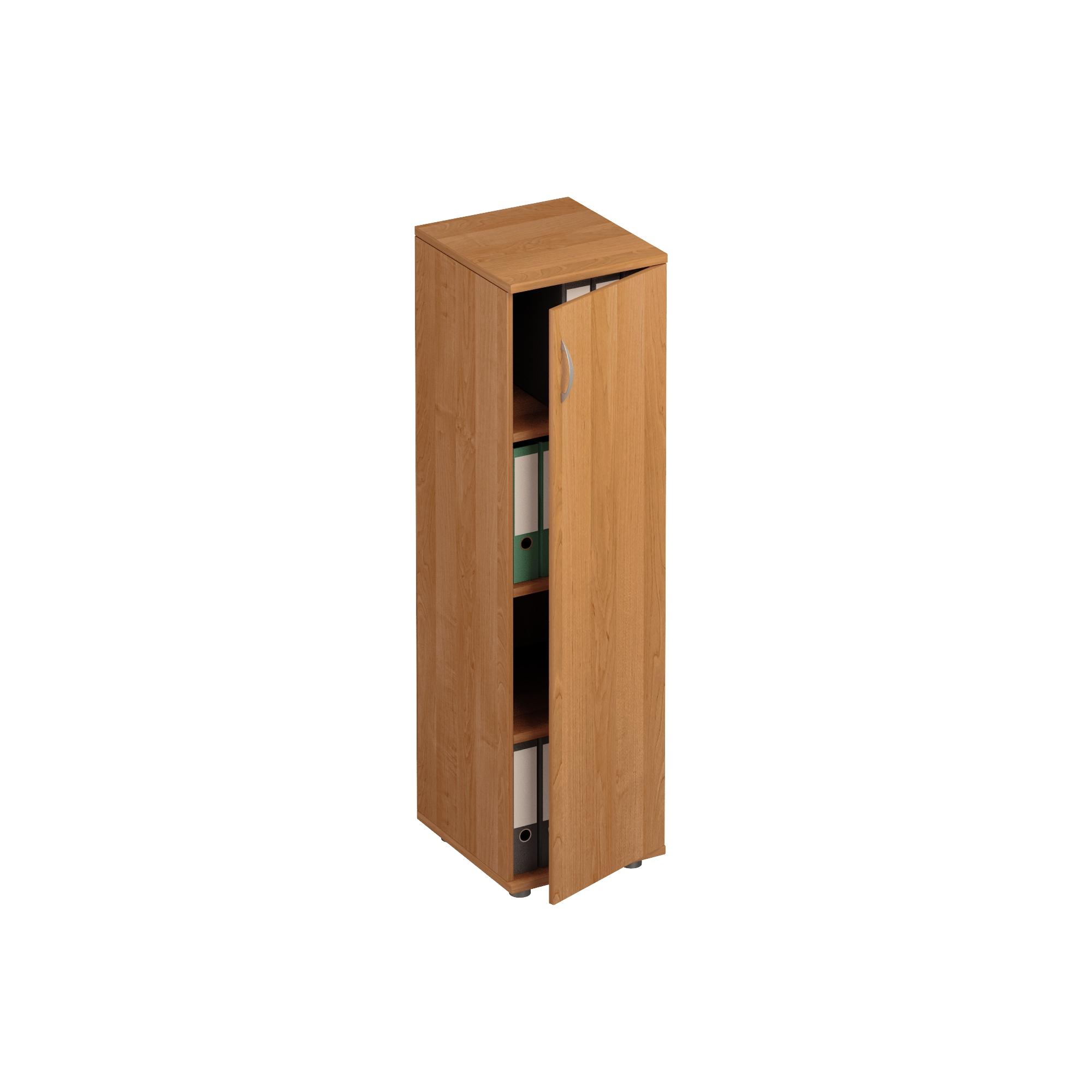 Шкаф для документов узкий закрытый