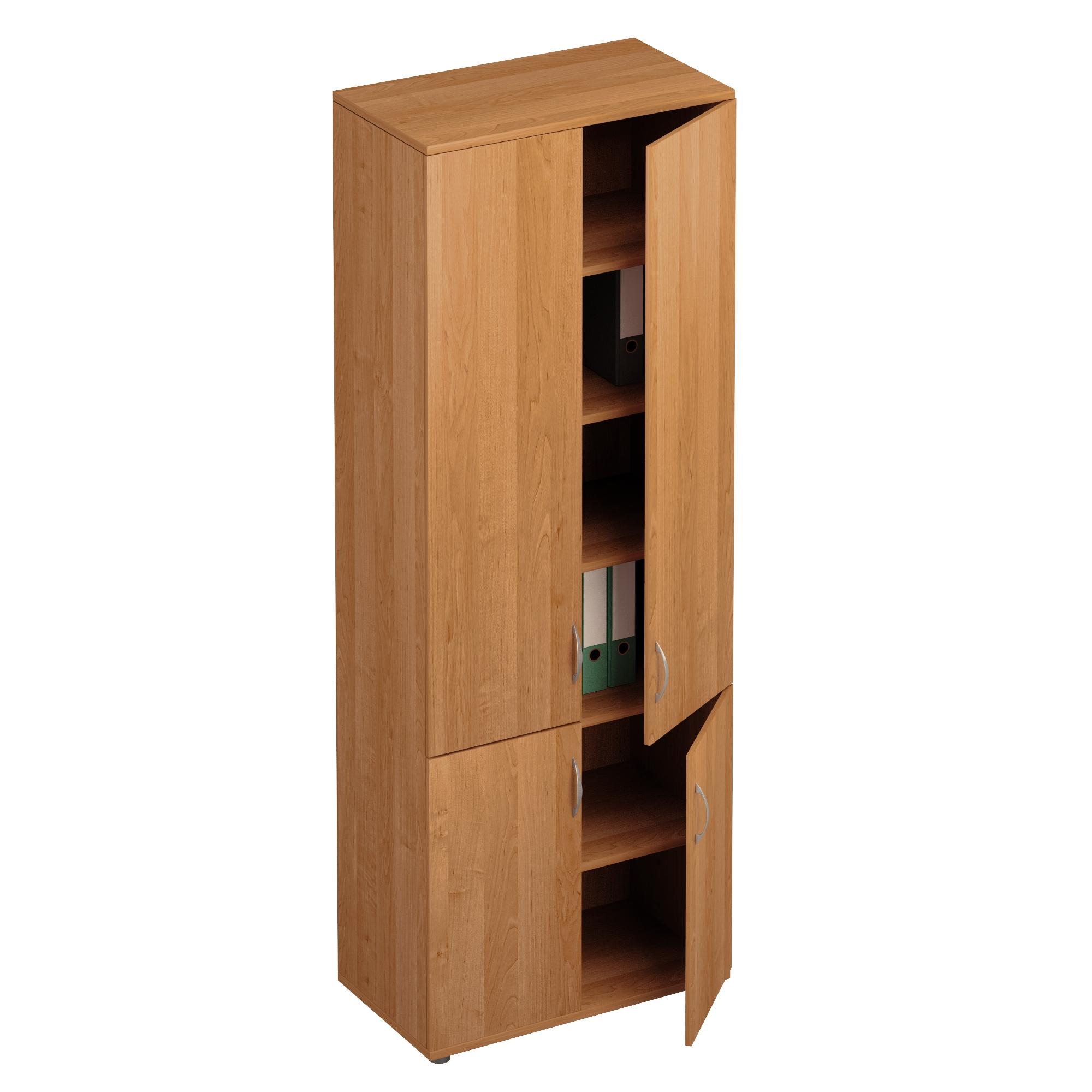 Шкаф для документов закрытый 4- дверный