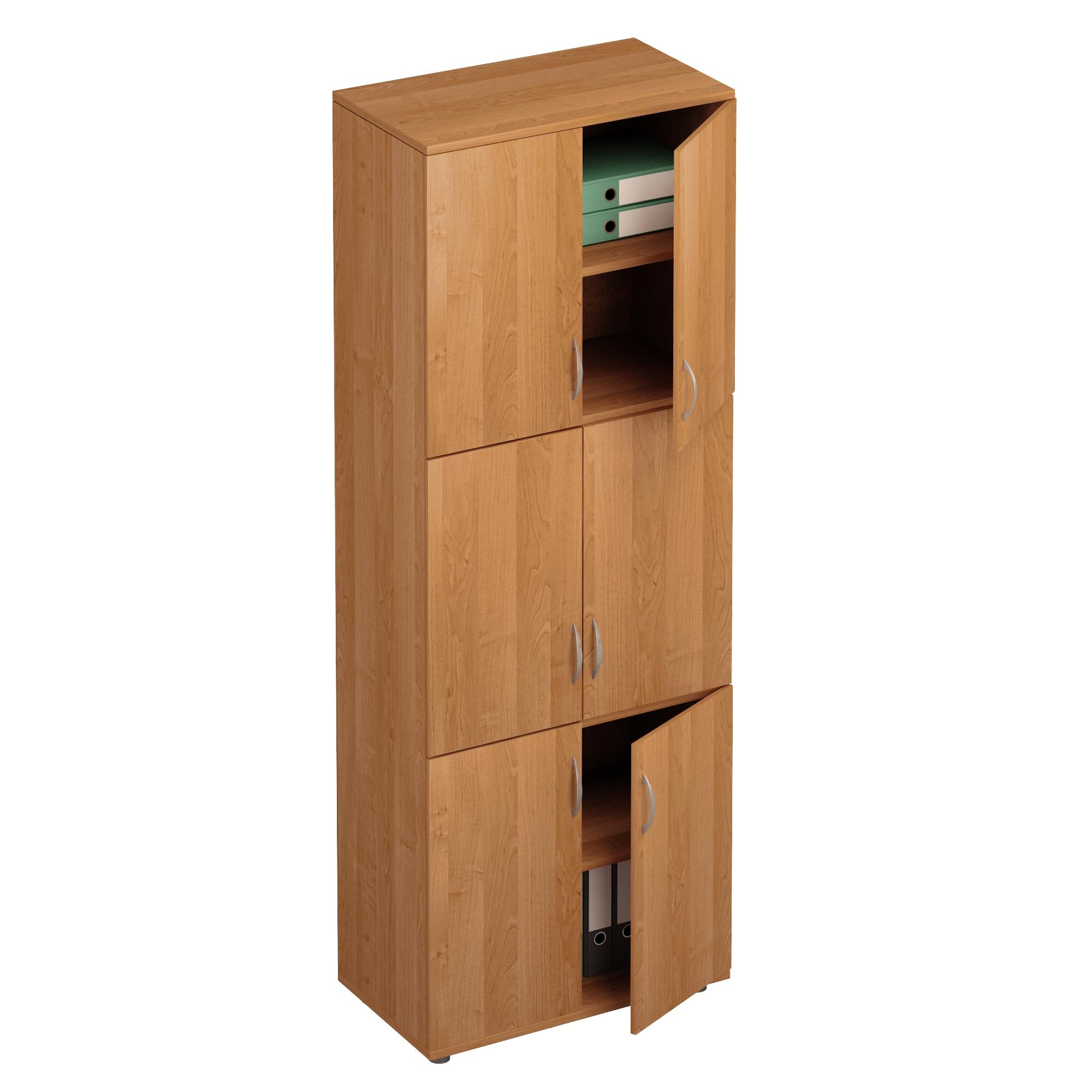 Шкаф для документов 6-дверный