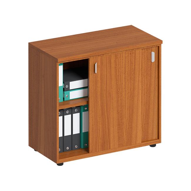 Шкаф-купе для документов низкий