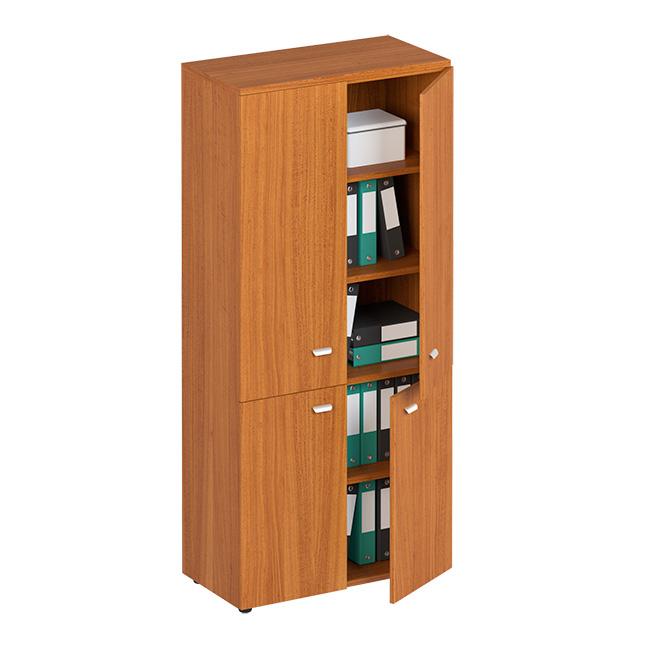 Шкаф для документов закрытый 4-дверный