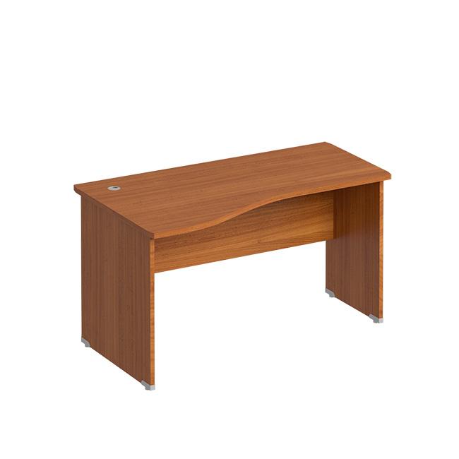 Эргономичный стол левый