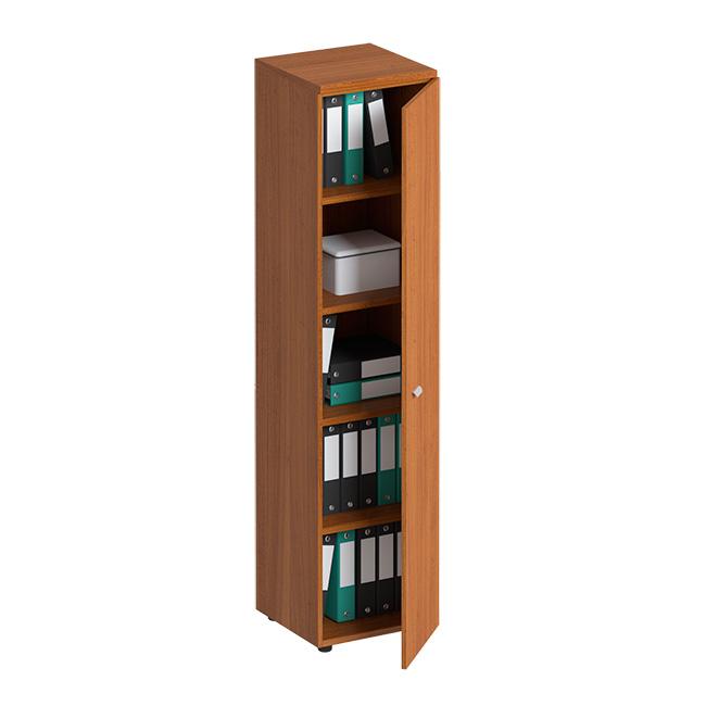 Шкаф для документов закрытый узкий