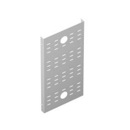 Экран металлический для тумбы опорной 120