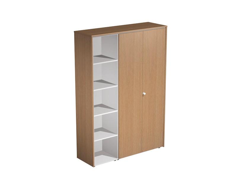 Шкаф комбинированный (3-секционный) документы+одежда