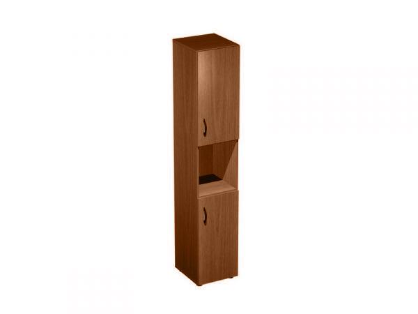 Шкаф узкий с нишей