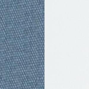 tetra blue / металлокаркас белый