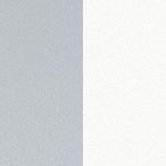 серый / металлокаркас белый