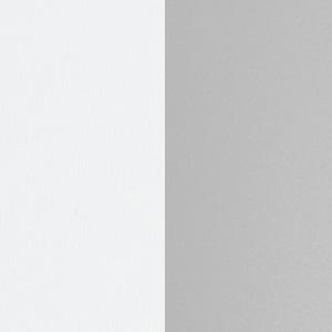 белый премиум / металлокаркас серый