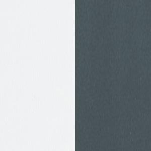 белый премиум / металлокаркас антрацит