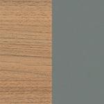 орех ногаро / оникс серый